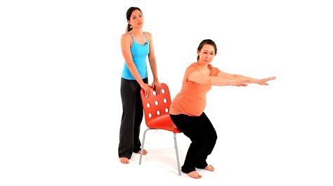 squat exercises pregnancy workout youtube