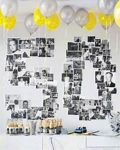 Idee Deco Table Anniversaire 70 Ans : 70 id es de d co pour organiser vos photos et cadres sur vos murs diy pinterest ~ Dode.kayakingforconservation.com Idées de Décoration