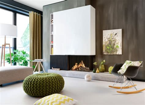 Modern Living Room With Fireplace Ideas by 50 Best Modern Fireplace Designs And Ideas For 2019