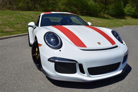 Dealer Inventory 2016 Porsche 911 R