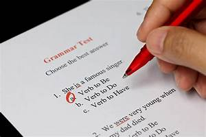 Simple English Grammar Tenses Chart 101 English Grammar Quiz Questions For Kids With Answers