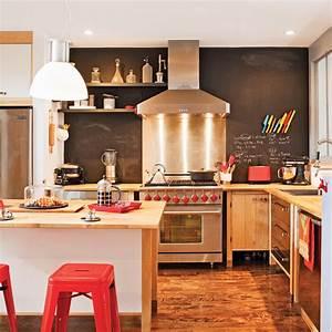 cuisine rustique industrielle des idees novatrices sur With superior meuble de cuisine rustique 4 cuisine industrielle lelegance brute en 82 photos