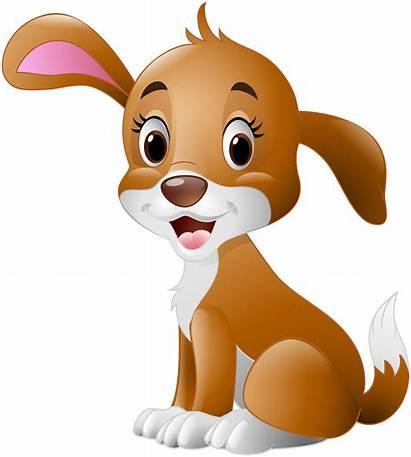 Dog Cartoon Clipart Transparent Clip Dogs Cartoons
