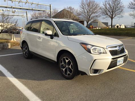 Subaru Forester Noise by 2016 Subaru Forester 2 0xt Limited W Technology Package