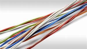 sujet couleur fils et cables electriques le magazine With couleur des fils electrique