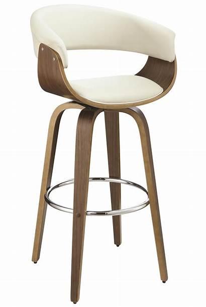 Stools Bar Stool Chairs Swivel Coaster Walnut