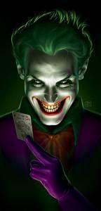 33 Joker Illustration Artworks | Naldz Graphics