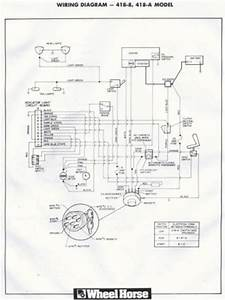 Tractor 1987 418-8  U0026 418-a Wiring Only Pdf
