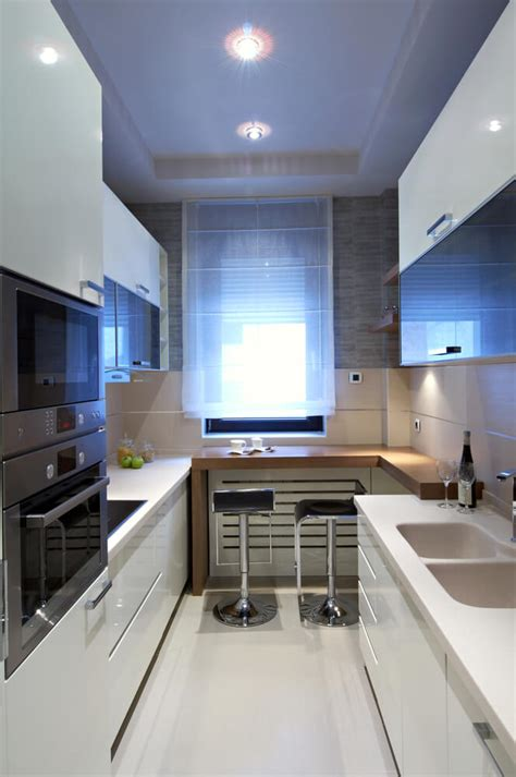 modern kitchen cabinets for small kitchens 43 small kitchen design ideas some are incredibly tiny 9758