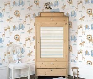 Tapeten Für Babyzimmer : babyzimmer tapete junge ~ Markanthonyermac.com Haus und Dekorationen
