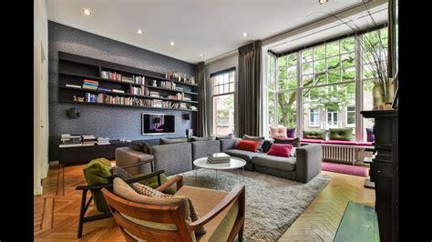 interior design modern amsterdam house  youtube