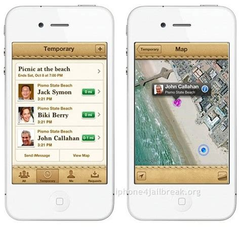 find friends iphone find location of your friends with find my friends app