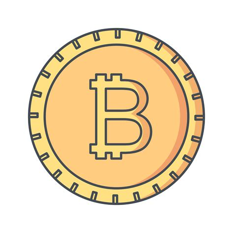 According to our data, the bitcoin (btc) logotype was designed for the crypto industry. Bitcoin Vector Icon - Download Free Vectors, Clipart ...
