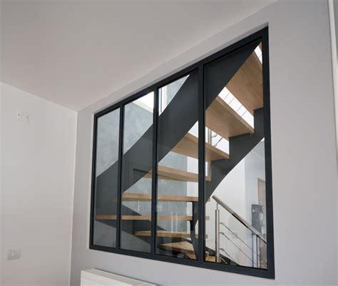 separation vitree cuisine salon verrière d 39 atelier rétro en normandie toutes nos