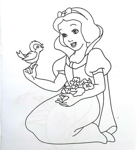 buku mewarnai putri duyung