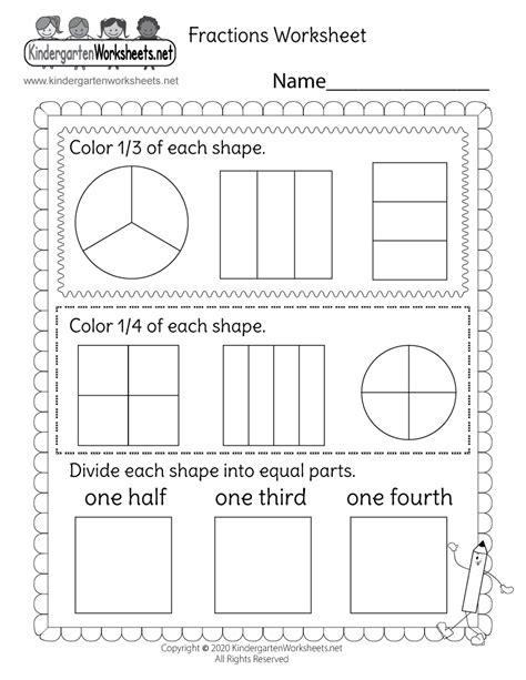 senior kindergarten math worksheets  preschool