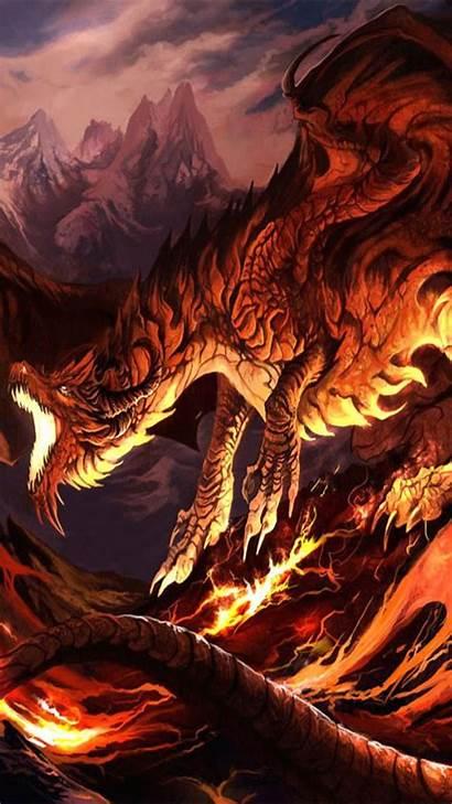 Dragon Iphone Wallpapers Epic Fantasy 1080 Wallpapersafari