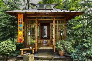 Japanese tea house asian garden other metro by for Japanese tea house design small