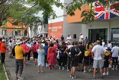 Relief Sport Brunei Instructors Lucas Gym Warm