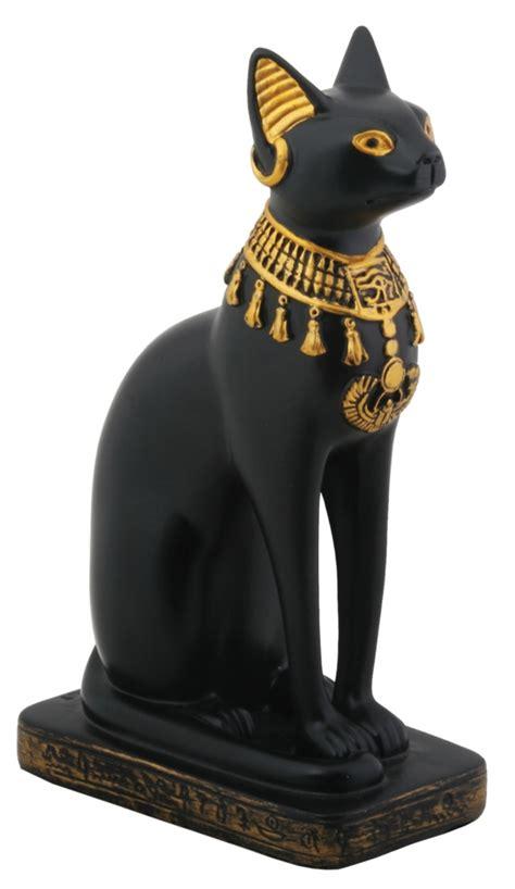 cat statue new egyptian goddess bastet egypt god bast statue cat ebay