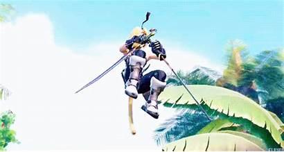 Zidane Fantasy Final Garnet Ix Cleyra