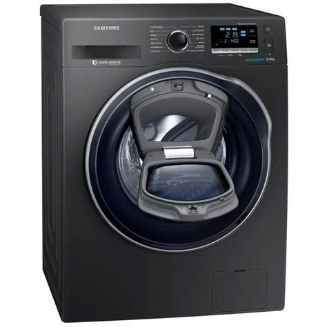 machine a laver 9kg machine 224 laver samsung frontale add wash inox 9kg