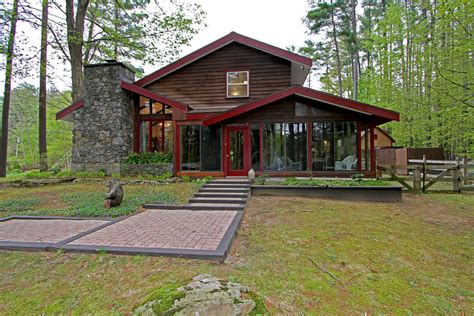 Adirondack Homes Land Camps Cottages For Sale In The
