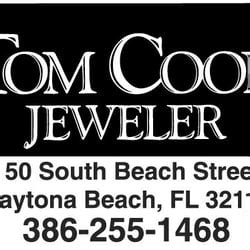 tom cook jeweler jewelry   beach st daytona beach