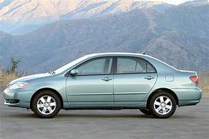 2006 Toyota Corolla Overview