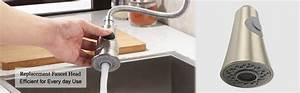 Kitchen Faucet Spray Head  Angle Simple Kitchen Sink Pull