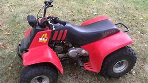100 Dollar Craigslist Find Yamaha Moto 4 80 Finished