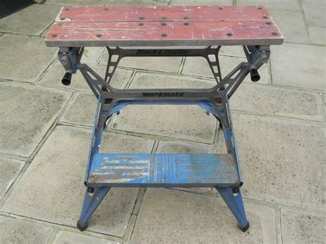 vintage black  decker workmate  ruislip london