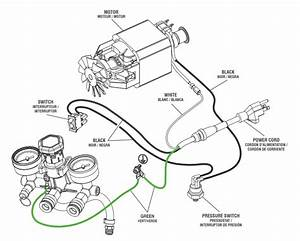 Wiring Diagram For Craftsman Miter Saw