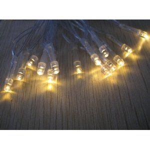 Led Lights For Room Battery Operated by Battery Operated Led String Lights In Warm White