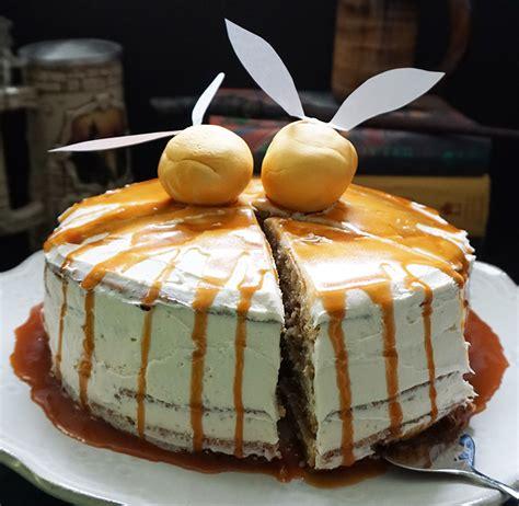 golden snitch cake gluten  recipe cakes  cake