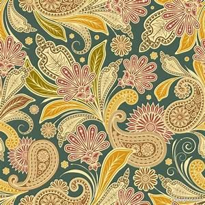 4-Designer | Indian ham pattern vector material