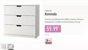 Living Style Möbel : aldi vintage kommode regal von home creation im angebot ~ Watch28wear.com Haus und Dekorationen