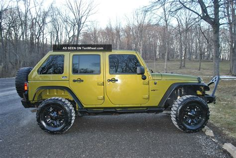 four door jeep 2008 jeep rubicon 4 door for 2008 free engine image