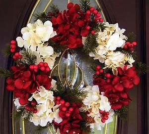 Christmas, Wreath, Decorating, Ideas