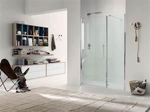 porte et paroi de douche tekno air inda induscabel With porte douche inda