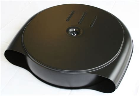 oldscaddy style air cleaner