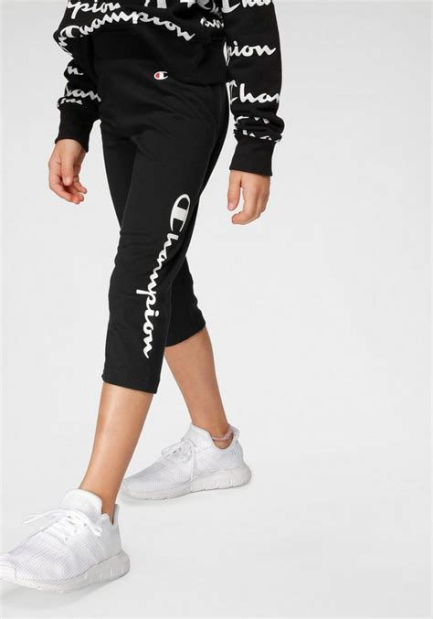 champion  leggings  leggings logodruck