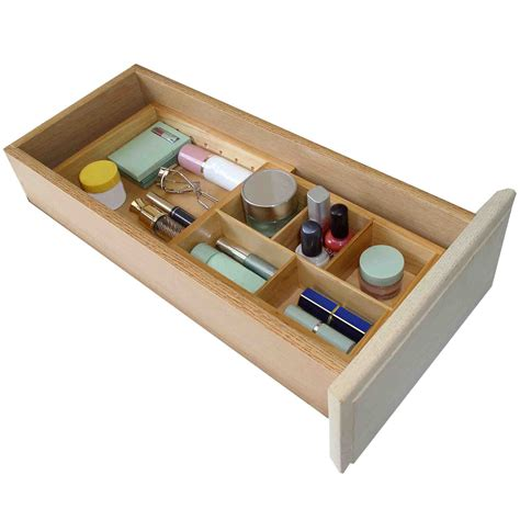 kitchen drawer organizer wood axis wood expandable small drawer organizer home 4724