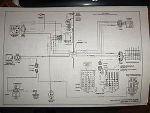 Wiring Diagram For A  C Environmental Control 1986 K20
