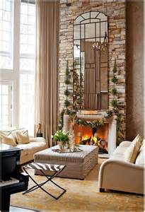Fireplace surrounding wall d?cor ideas that are going to