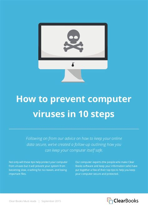 How To Prevent Computer Viruses In 10 Steps