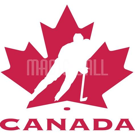 wall mural decals canada canada hockey association sport wall decals stickers