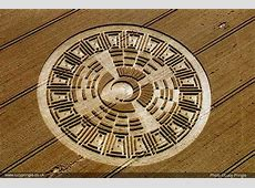Crop Circle Language Russian Cosmonaut Backed By 50
