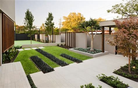 Garden Minimalist by Modern Garden Designs For Great And Small Outdoors