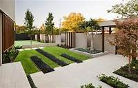 perfect minimalist patio design Modern Garden Designs for Great and Small Outdoors